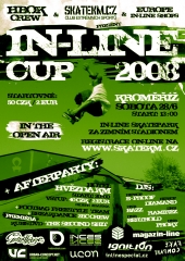 IN-LINE CUP 2008