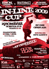 IN-LINE CUP 2009